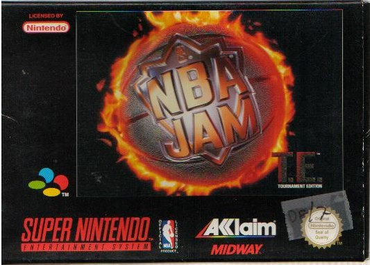 nbajamsnes Games That Have a Special Place in your Heart